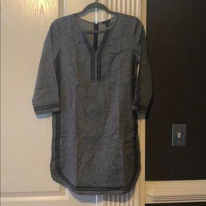Ann Taylor Tunic Dress Size Small (petite)